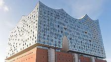 Das neue Juwel von Hamburg: Die Elbphilharmonie wird eröffnet - endlich