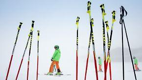 Dank Schnee von gestern: Skisaison startet ungewöhnlich früh
