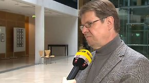 """Ralf Stegner zur erneuten Kandidatur: """"Merkel ist nicht die Retterin der freien Welt"""""""