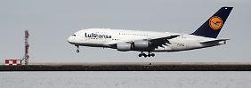 Aktionen bei Lufthansa und Eurowings: Piloten streiken am Mittwoch