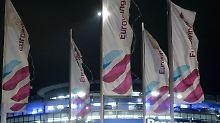 Lufthansa vor Doppelstreik: Ausstand bei Eurowings beginnt