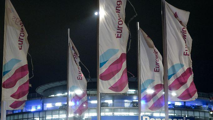 Diesmal trifft der Ausstand der Flugbegleiter bei Eurowings den Helmut-Schmidt-Flughafen in Hamburg.