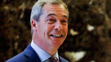 Zu viele Niederlagen?: Farage tritt bei Parlamentswahl nicht an