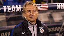 """""""Danke, danke, danke"""": Klinsmann verabschiedet sich mit Video"""