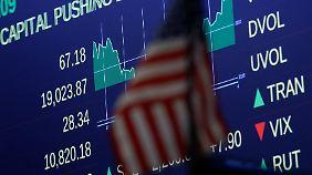 Hoffen auf Wirtschaftsboom: US-Aktienindizes erzielen dank Trump Rekorde an der Wall Street
