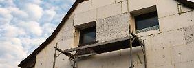 Innen oder außen?: Die richtige Dämmung für das Haus finden