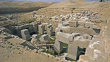 Fundsache, Nr. 1339: Ruinen einer antiken Stadt in Ägypten