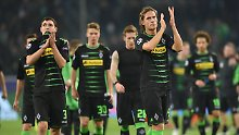 Platz drei von vier Mannschaften: In Mönchengladbach sind sie zufrieden.