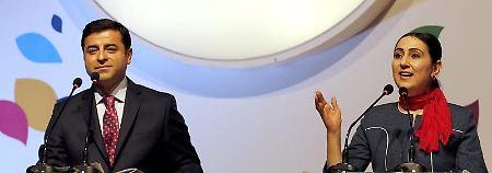 HDP-Vorsitzende