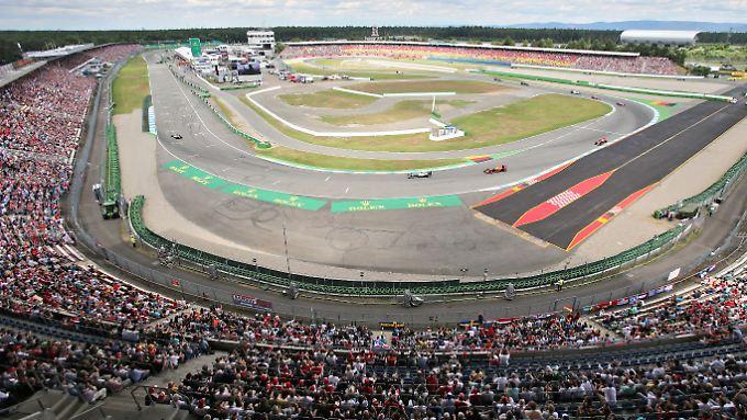 Bereits 35-mal fand das Rennen am Hockenheim-Ring statt.