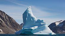 Trauriger Rekord: Temperaturhoch am Nordpol gemessen