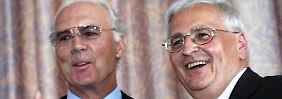 Fifa-Ermittlungen gegen Zwanziger?: Ethikhüter nehmen Beckenbauer ins Visier