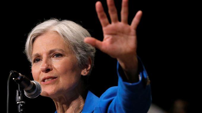 Wahlcomputer fehlerhaft?: Jill Stein beantragt Stimmennachzählung in Wisconsin