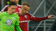 Allofs erschrocken und enttäuscht: Draxler vernichtet Wolfsburger Leistung
