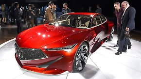 Rundgang auf der LA Auto Show: Messe präsentiert funkelnde Neuheiten für Auto-Fans