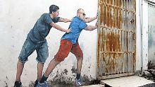 Wandkunst im Unesco-Weltkulturerbe: Auf den Street-Art-Spuren von George Town