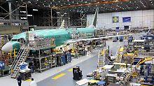 Der Börsen-Tag: Boeing überrascht mit Rekordgewinn
