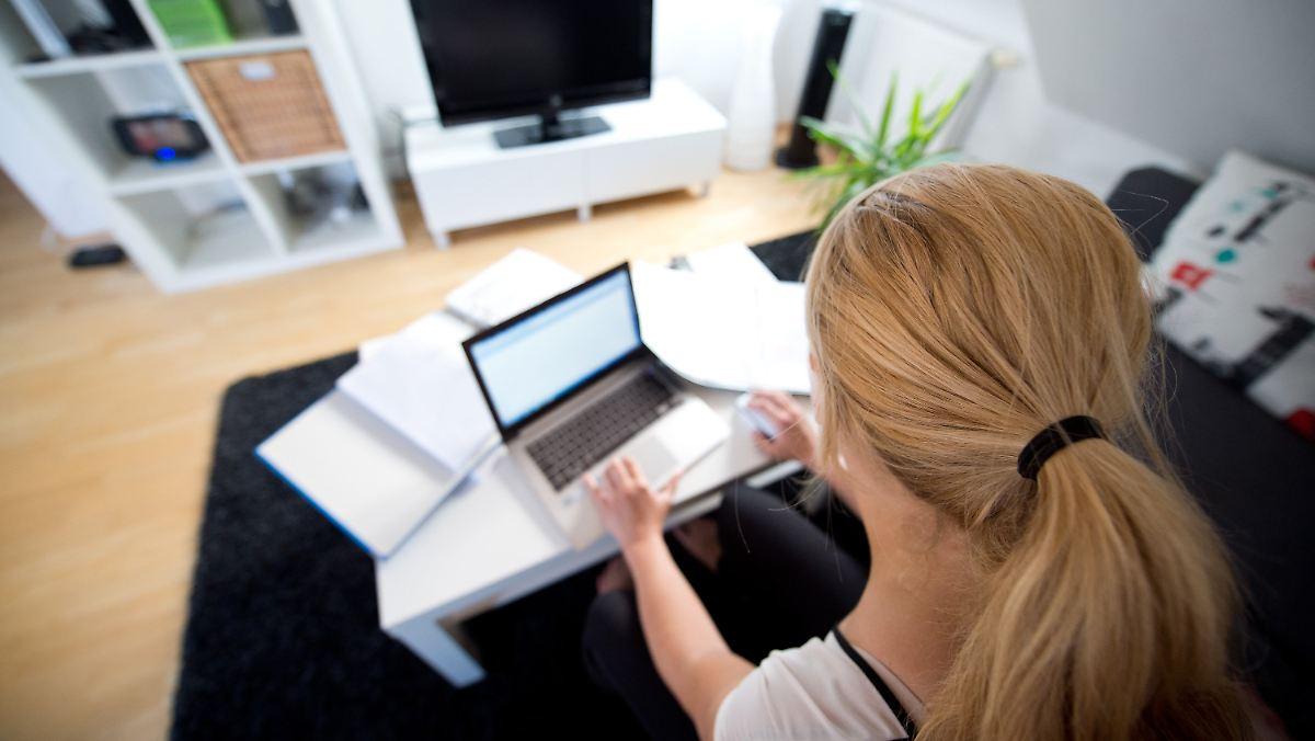vor und nachteile vom home office produktiver arbeiten von zu hause n. Black Bedroom Furniture Sets. Home Design Ideas