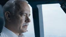 """Kinotipp """"Sully"""": Tom Hanks verkörpert den Helden vom Hudson"""
