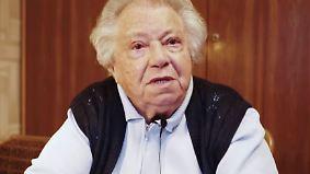 """""""Das Niedrigste aus den Leuten"""": Holocaust-Überlebende warnt vor der Wiederkehr des Hasses"""