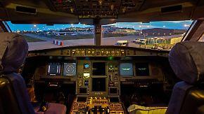 Eine Zukunft ohne Piloten?: Airbus-Chef bringt autonomes Fliegen ins Spiel