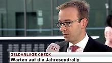 Geldanlage-Check: Christian Kahler, DZ Bank