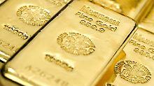 Trotz Italien keine Flucht in Sicherheit: Goldpreis mit neuen Tiefschlägen