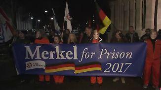 """""""Schön lernen, dann gibt's auch was"""": Merkel stellt sich Kritik aus eigenen Reihen"""