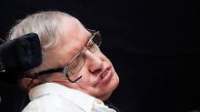 Unwohlsein in Rom: Stephen Hawking in Klinik eingeliefert