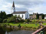 Comrie ist ein idyllisches Fleckchen Erde in Schottland.