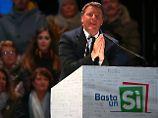 Briefwähler auf falsche Seite gelockt: Scheitert Renzis Reform an einem Tippfehler?