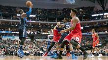 Nächstes Debakel für Atlanta: Dallas siegt, Nowitzki erleidet Rückschlag