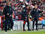 Wahnwitz in der Premier League: Klopps Liverpool kollabiert spektakulär