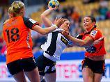 """""""Riesenkompliment an meine Ladies"""": Handballerinnen gelingt EM-Traumstart"""