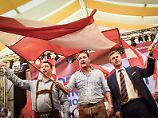 Norbert Hofer (r.) und Hein-Christian Strache: Good Cop und Bad Cop, FPÖ-Style?