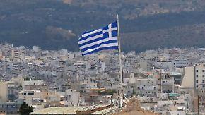 Wie geht es weiter mit Griechenland?: Schäuble hält nichts von Schuldenerleichterungen
