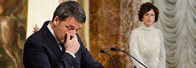 Gescheitertes Referendum in Italien: Wie geht es nach Renzis Rücktritt weiter?