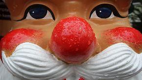 Gebietsweise Glatteisgefahr: Nikolaus muss sich warm anziehen