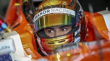 Pascal Wehrlein sieht sich als legitimer Erbe von Weltmeister Nico Rosberg.