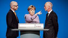 """""""Wo steht Frau Merkel?"""": Die CDU verschärft den Ton"""