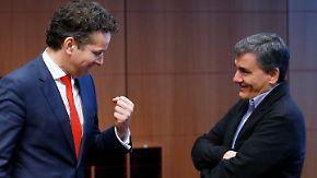 Erleichterungen bei der Schuldentilgung: EU gesteht Griechenland mehr Zeit zu