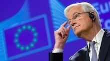 """EU: """"Rosinenpickerei keine Option"""": Brexit-Verhandlungen sollen 2018 enden"""