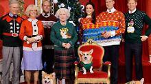 Wer hat den hässlichsten?: Die Royals im Weihnachtspullover