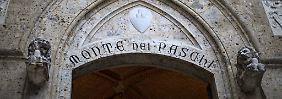 Monte dei Paschi ist bereits seit 1472 im Geschäft.
