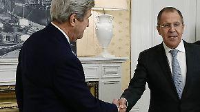 OSZE-Treffen in Hamburg: Darüber beraten Kerry, Lawrow und Co.