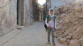 Wenn die Angst zum Alltag gehört: Unicef gibt den Kindern aus Syrien ein Gesicht
