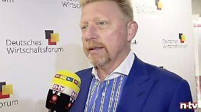 n-tv Interview über Brexit und neuen Job: Becker wünscht sich doppelte Staatsbürgerschaft