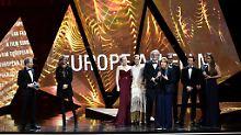"""Gleich fünf Mal wurde """"Toni Erdmann"""" beim europäischen Filmpreis ausgezeichnet."""