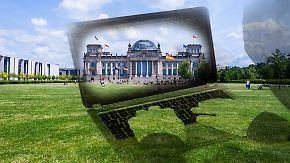 Gefahr durch gezielte Falschmeldungen: Politiker warnen vor Einflussnahme Russlands auf Bundestagswahl