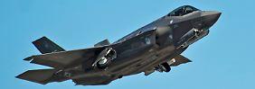 Angriff auf Lockheed Martin: Trump vernichtet Milliarden mit einem Tweet
